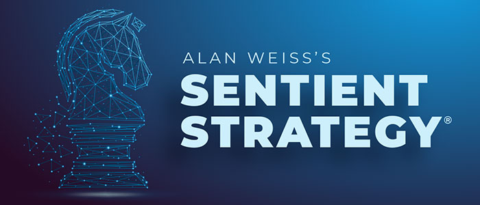 LEARN to present sentient strategy