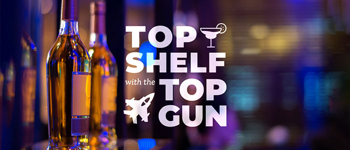 TOP SHELF WITH THE TOP GUN
