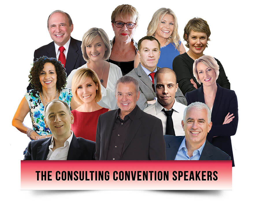 Million Dollar Consulting Convention 2019 Speakers