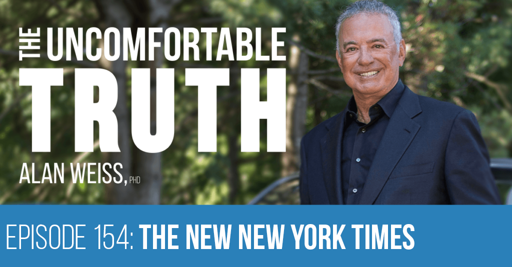 Episode 154: The New New York Times - Alan Weiss
