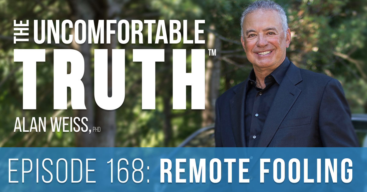 Episode 168: Remote Fooling About Schooling - The Uncomfortable Truth